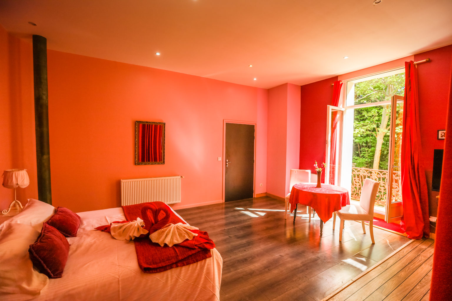 CHAMBRE LA FONTVINEUSE IMG_1640LA FONT VINEUSE HOTEL & SPA