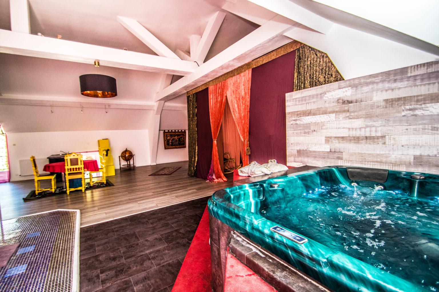 LA FONT VINEUSE HOTEL & SPA - HEBERGEMENT CHARME & INSOLITE 2019-0076LA FONT VINEUSE HOTEL & SPA