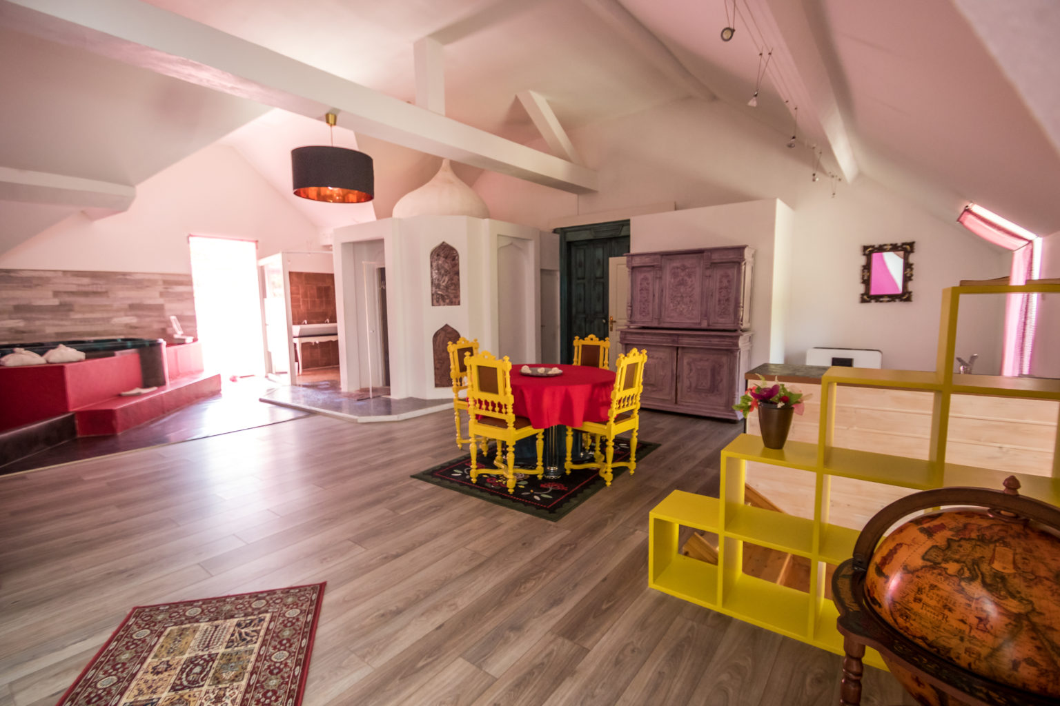 LA FONT VINEUSE HOTEL & SPA - HEBERGEMENT CHARME & INSOLITE 2019-0083LA FONT VINEUSE HOTEL & SPA