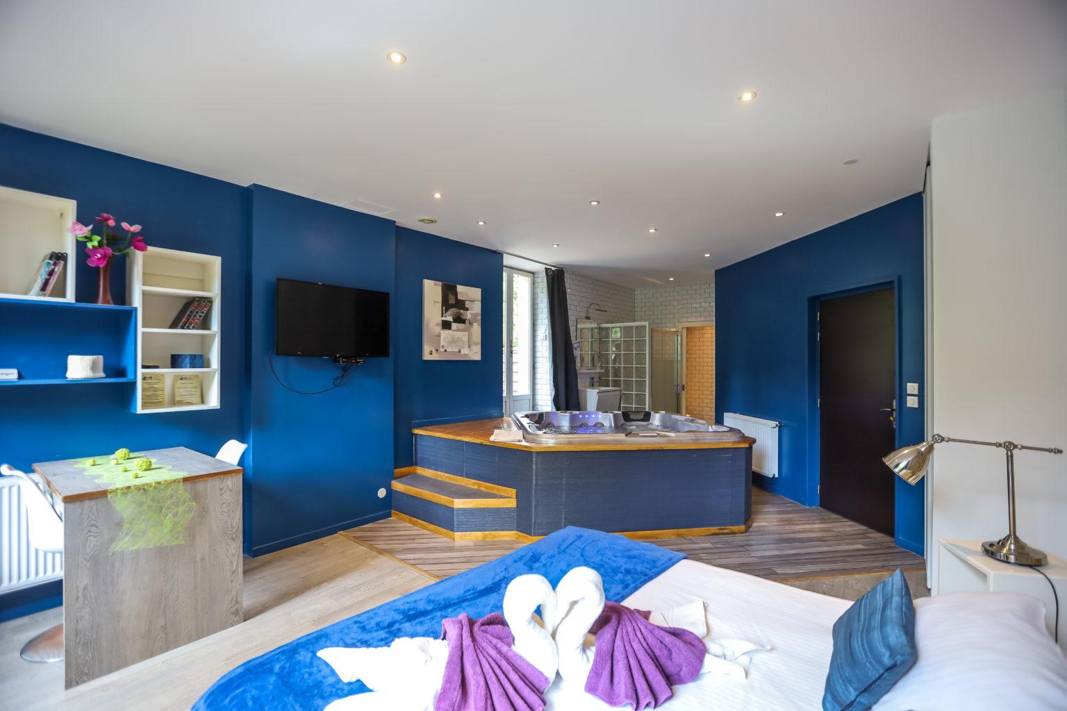 CHAMBRE LA FONTVINEUSE IMG_1607LA FONT VINEUSE HOTEL & SPA
